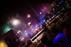 Silvester Bash 2016 im Traffic Berlin Bild 4